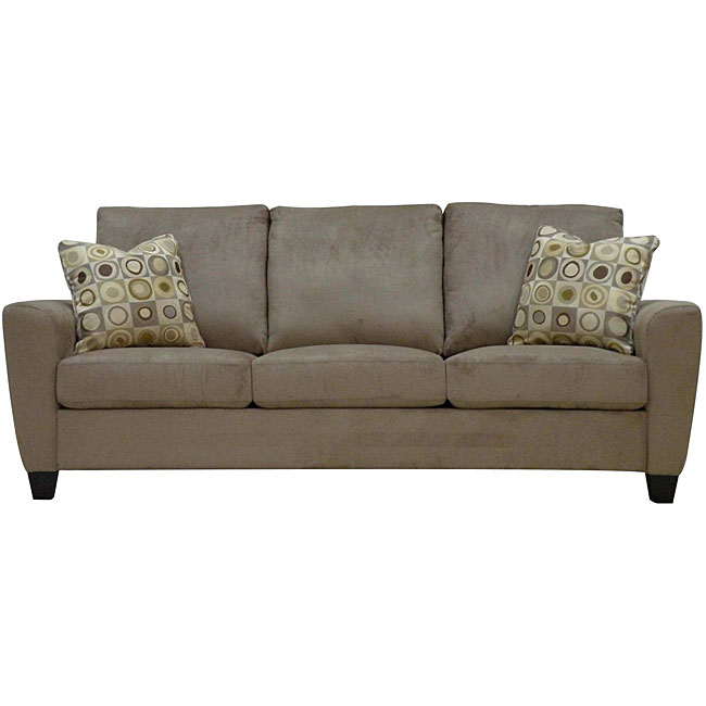 Overstock Furniture Clearance: Thrifty Parsonage Living: Living Room Furniture