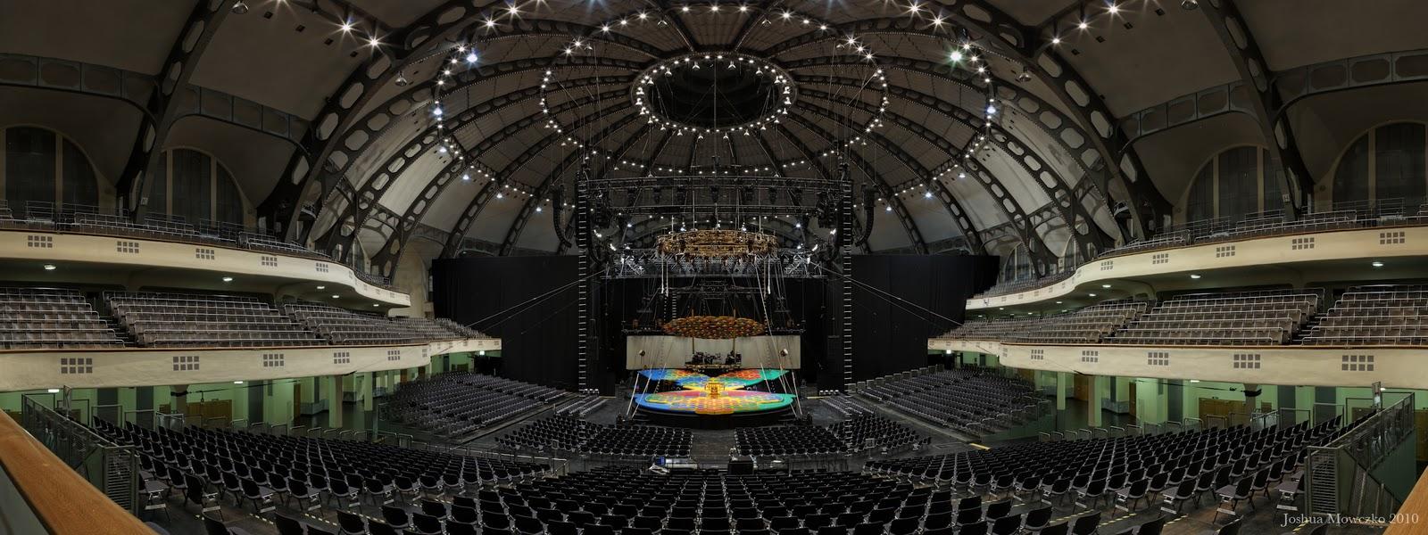 Festhalle Frankfurt Innenraum
