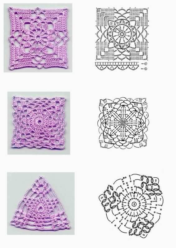 ажурный рисунок варежки пух спицами схема вязания. вязание спицами.