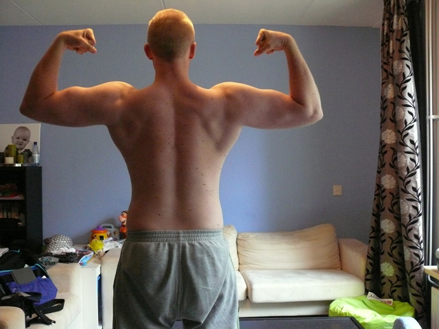 Jaap V — Before Leangains