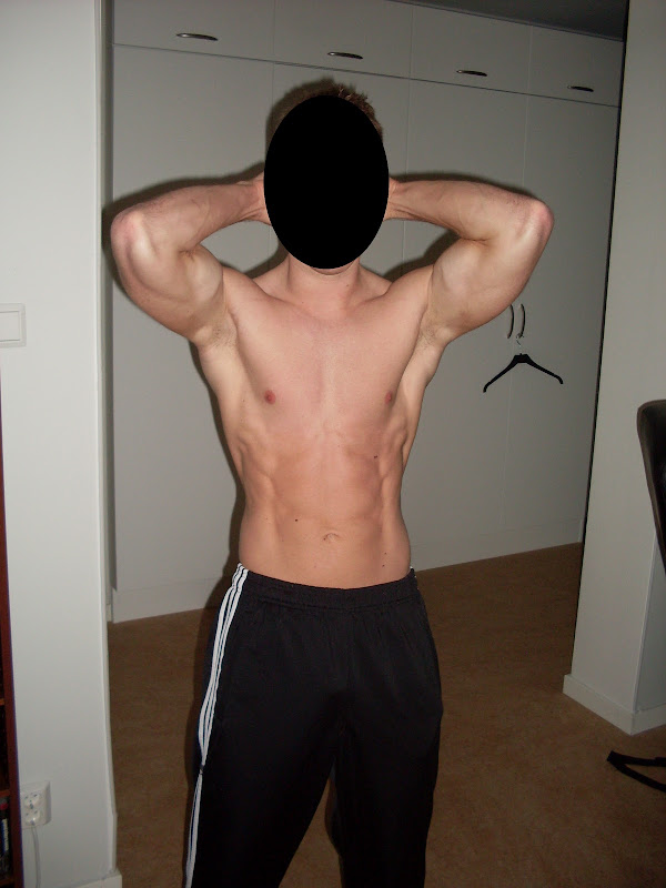 Samuel — After Leangains Picture