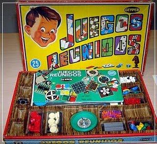 Esos Juguetes Antiguos Juegos Reunidos De Geyper Nostalgia En Una