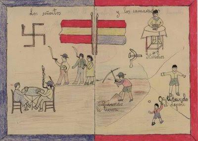 A Guerra Civil Espanhola Vista Pelas Criancas