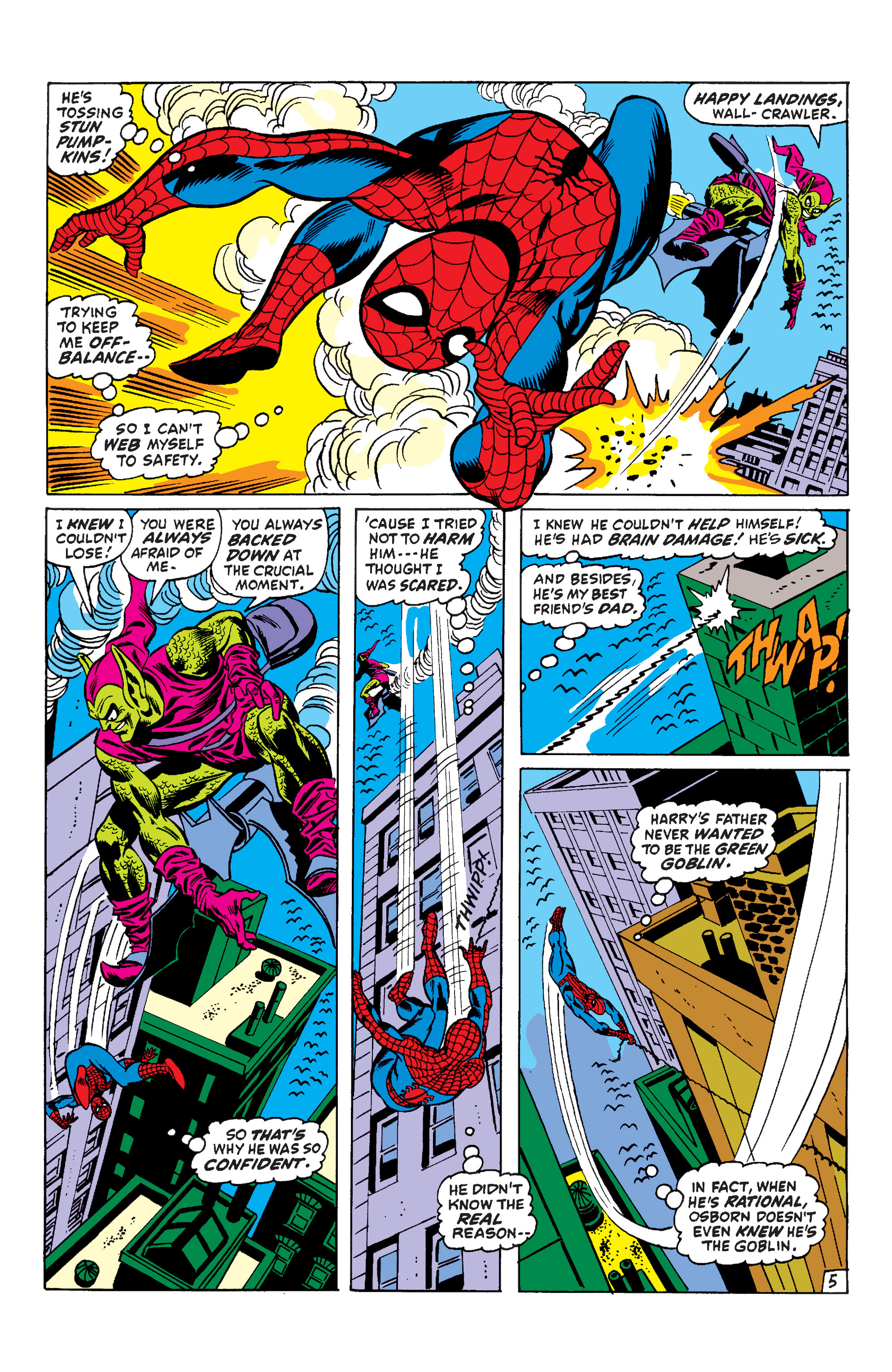 The Amazing Spider-Man (1963) 97 Page 5