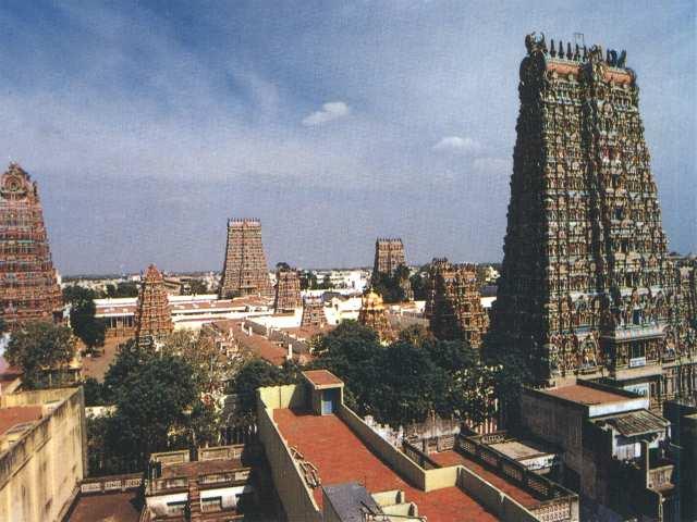 India S Best Collection Madurai Meenakshi Amman Temple