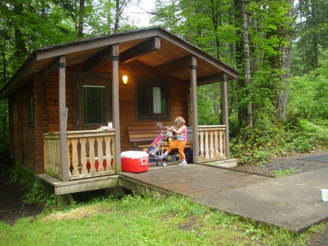 Cassarole Silver Falls Cabin