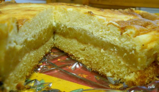 Irene S Leckereien Schmand Apfelmus Kuchen