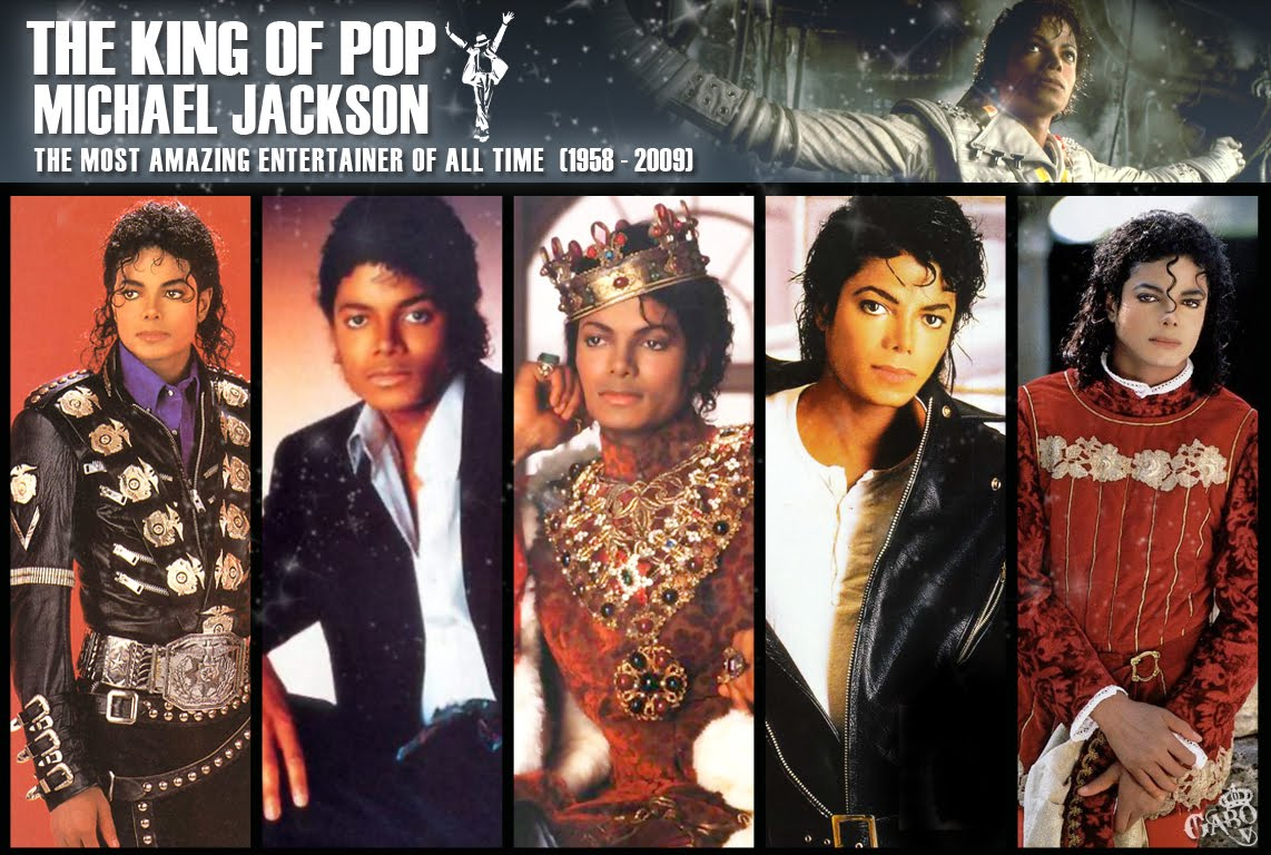 Michael Jackson: The Most Amazing entertainer of all time