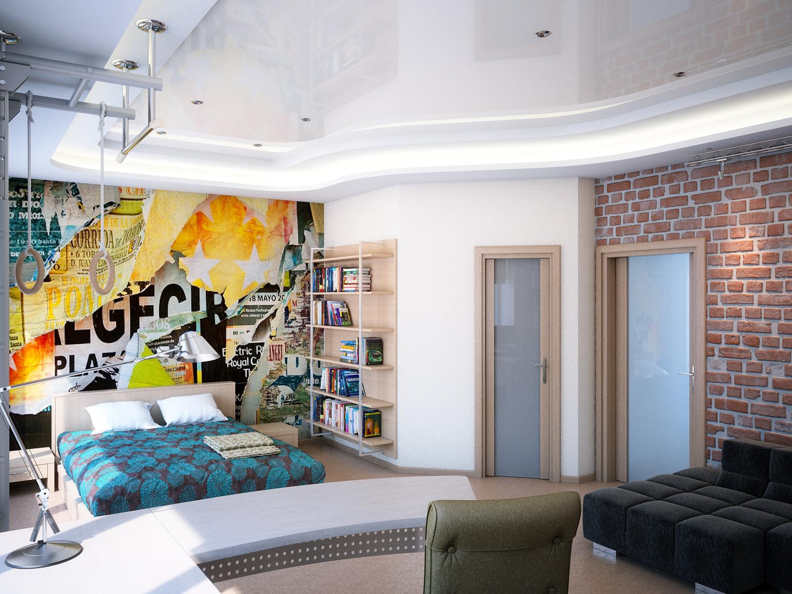 3d spike. Black Bedroom Furniture Sets. Home Design Ideas