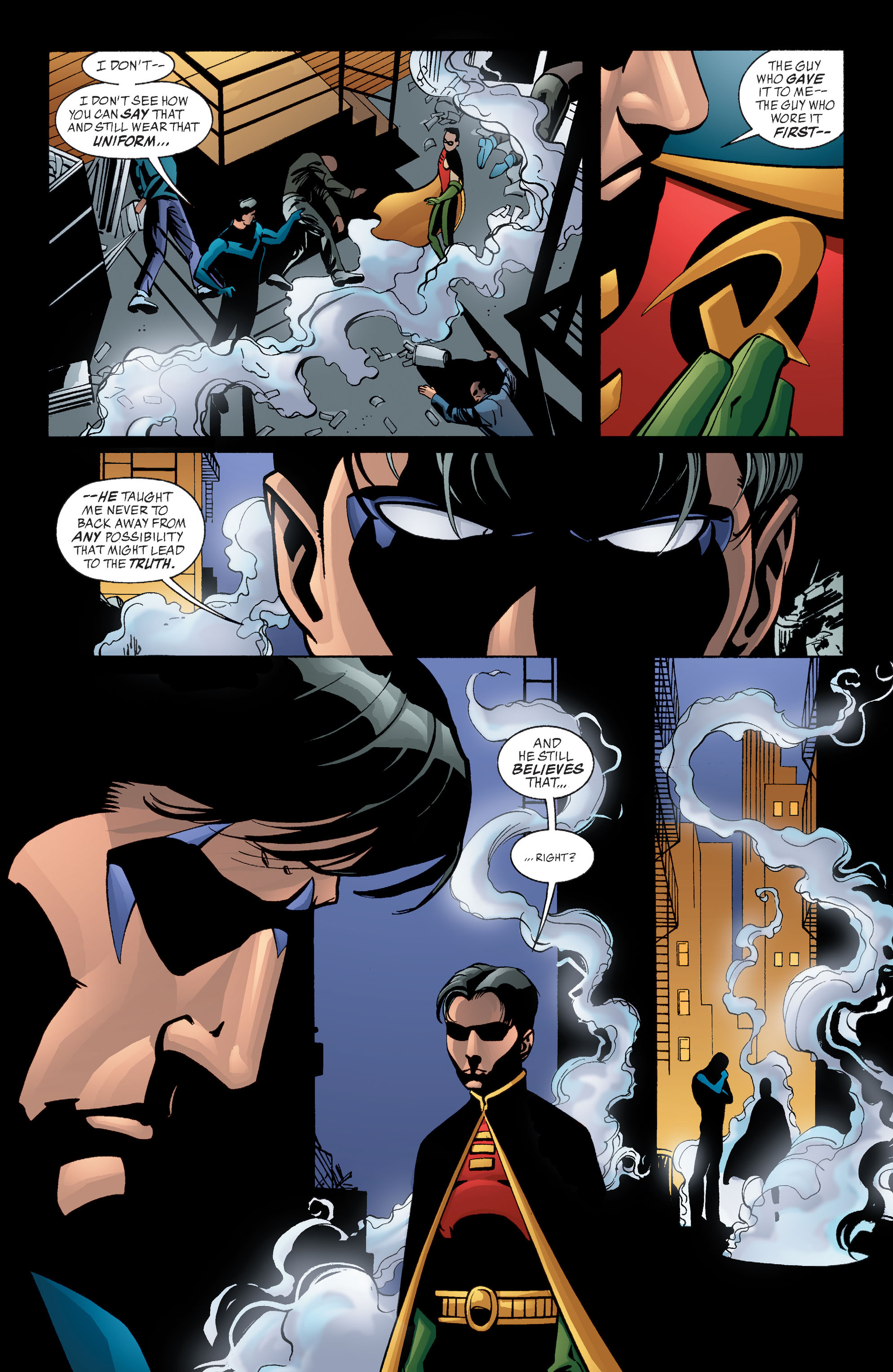 Batman: Bruce Wayne - Murderer? Part_2 Page 125