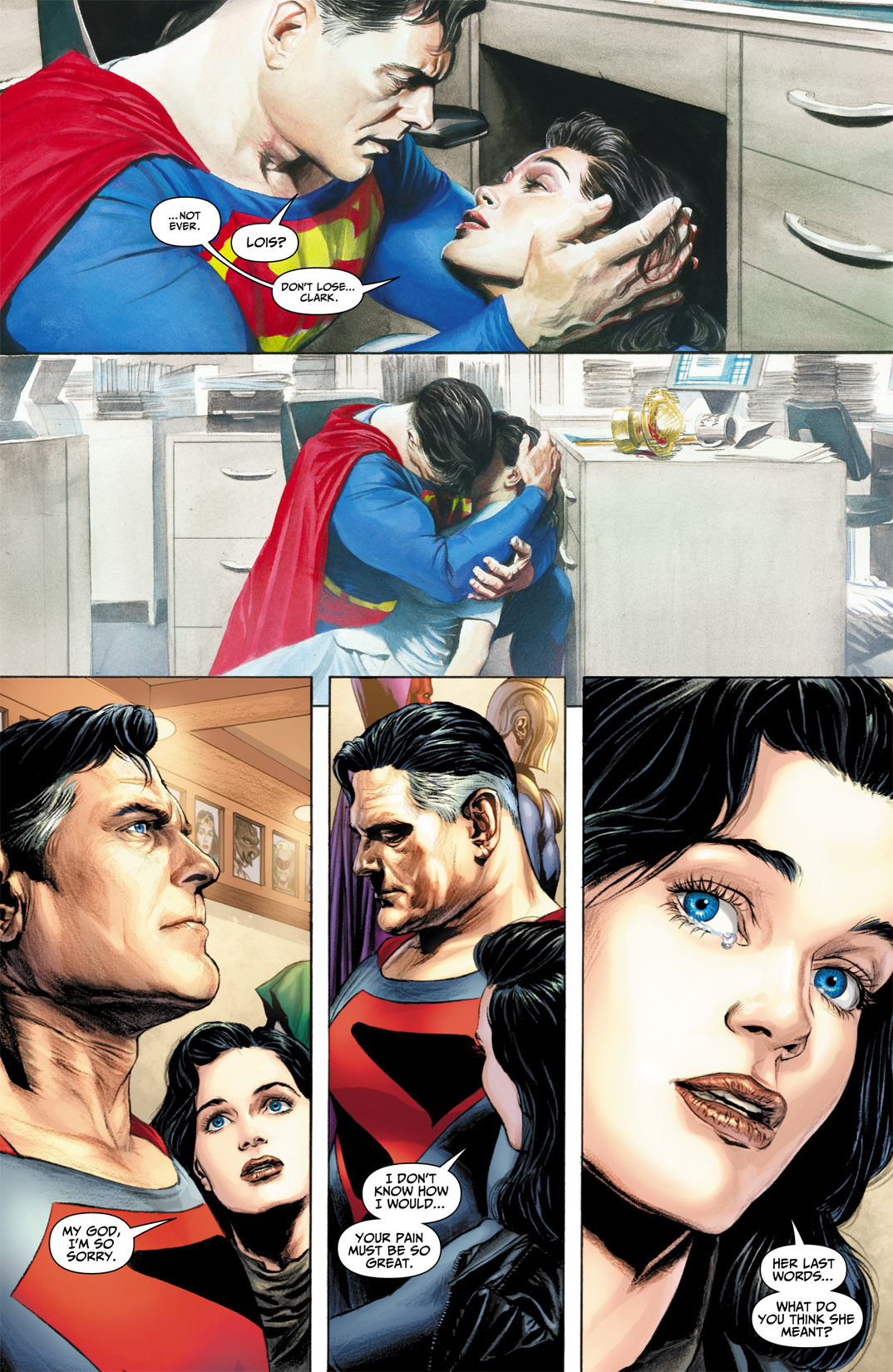 Read online JSA Kingdom Come Special: Superman comic -  Issue # Full - 23