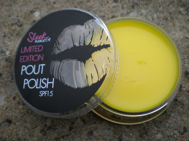 Sleek MakeUP Lemon Meringue Pout Polish