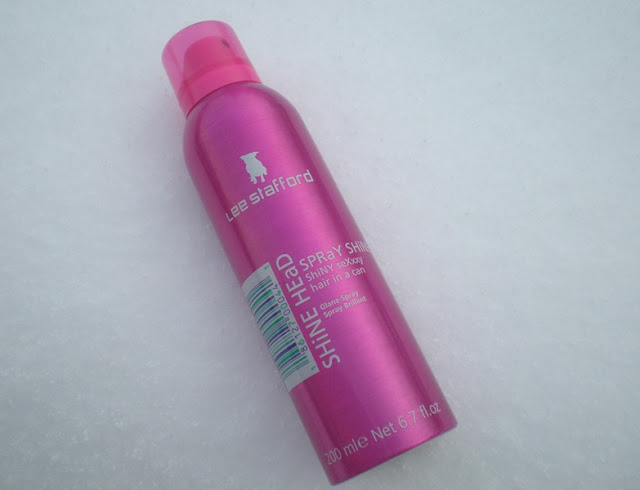 Lee Stafford Shine Head Spray Shine