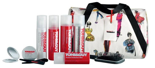 Toni & Guy Weekend Bag