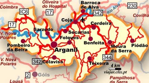 To Visit Portugal Visit Arganil
