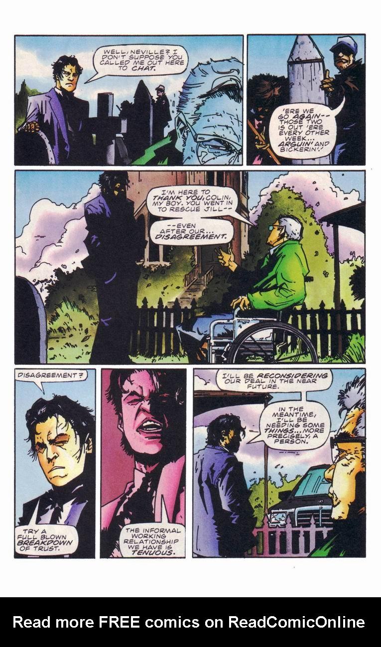 Read online Secret Weapons comic -  Issue #18 - 13