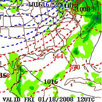 Mike Wilhelm's Alabama Weather Blog Bamawx com: 0Z NAM is