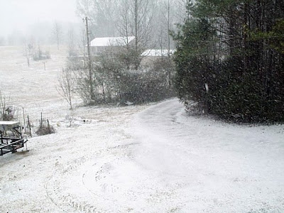 Mike Wilhelm's Alabama Weather Blog Bamawx com: Snow in