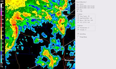 Mike Wilhelm's Alabama Weather Blog Bamawx com: Thunder rolls