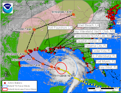 Mike Wilhelm's Alabama Weather Blog Bamawx com: Coastal