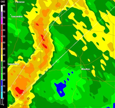 Mike Wilhelm's Alabama Weather Blog Bamawx com: Thunderstorm