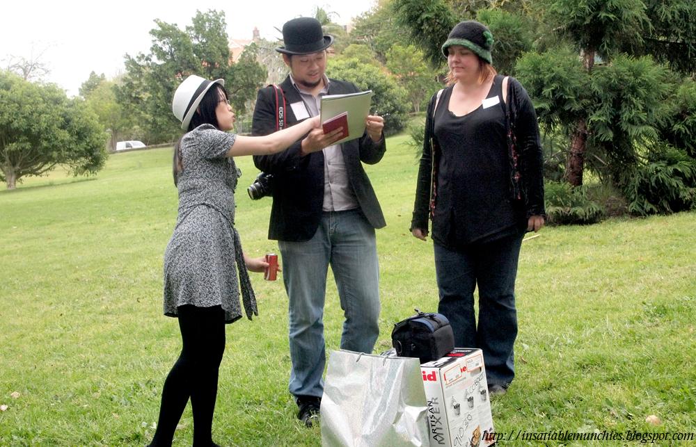 From left, Karen, Billy and Sarah.