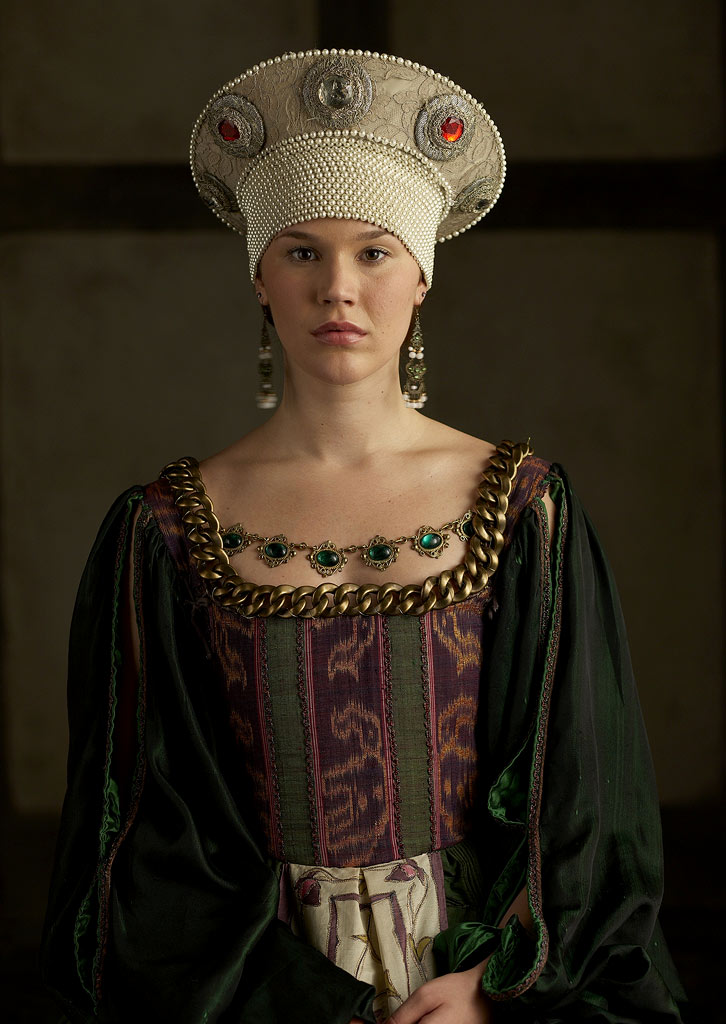 who played anne of cleves in the tudors