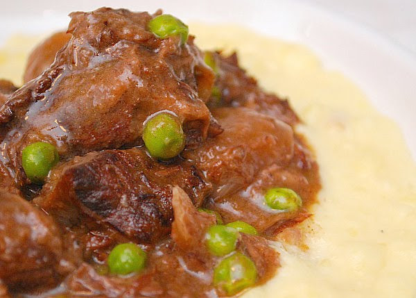 Instant Pot: Slow Cooked German Short Ribs