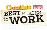 """OluKai Named to Outside Magazine's 2010 """"Best Places to Work"""" 1"""