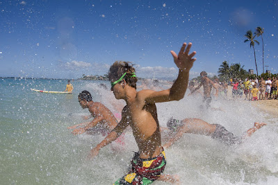 OluKai Supports 2009 Hawaii State Junior Lifeguard Championships 4