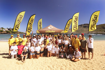 OluKai Supports the 2010 Hawaii State Junior Lifeguard Championships 10
