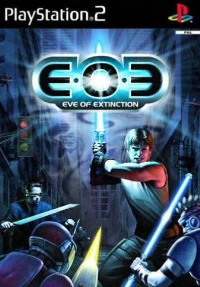Eve of Extinction PS2 PAL [MEGAUPLOAD]