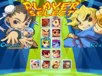 Pocket Fighter - PC