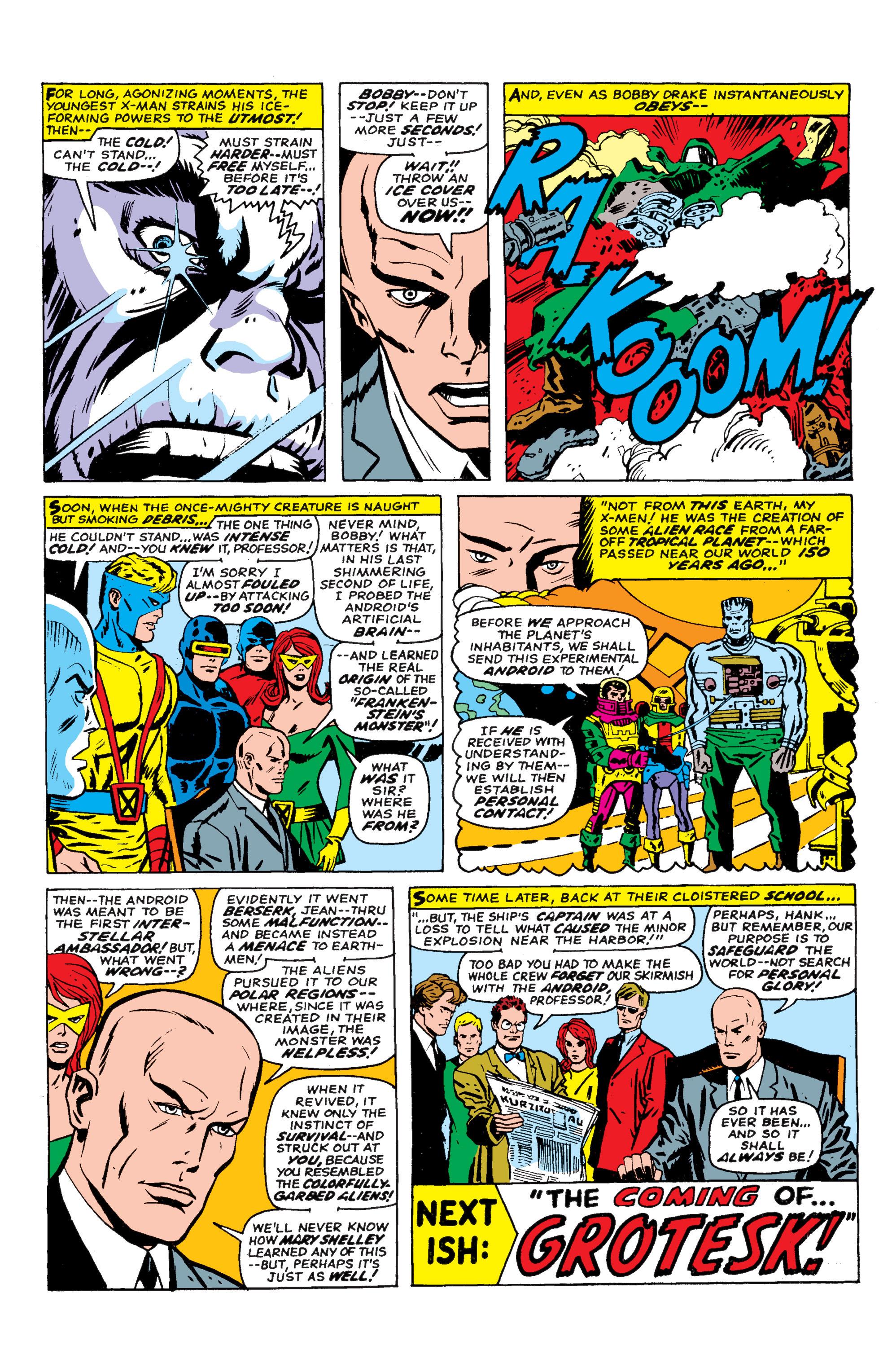 Uncanny X-Men (1963) 40 Page 15