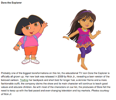 The Tex[t]-Mex Galleryblog: The End of DORA as We Knew Her ...