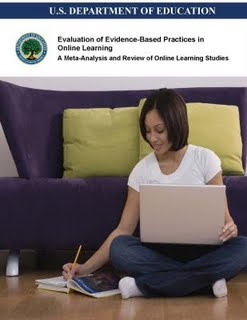 US Gov Report on Online Learning - a must read