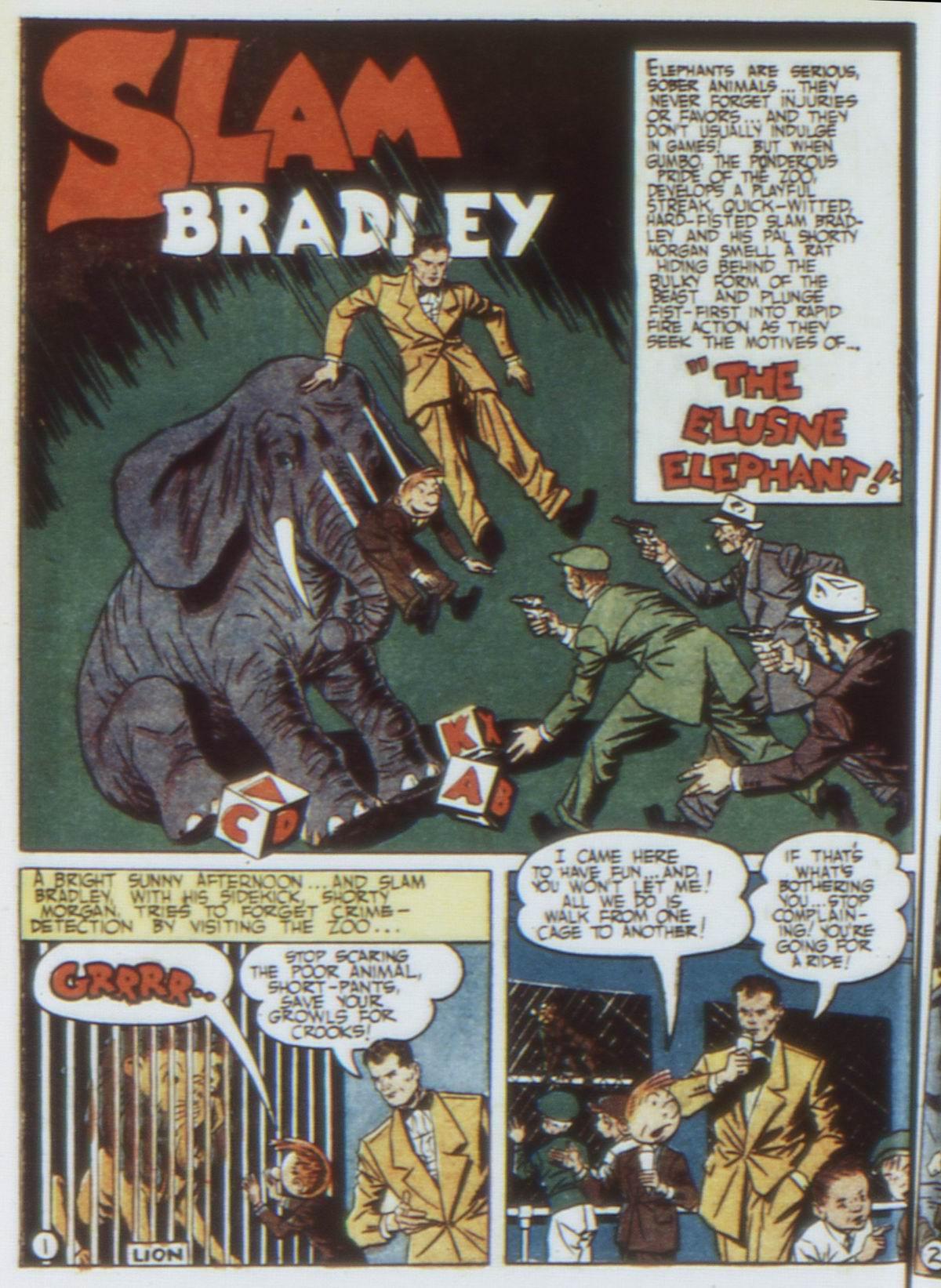 Read online Detective Comics (1937) comic -  Issue #75 - 58