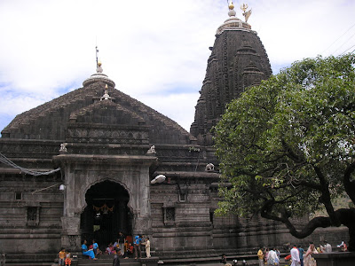 One of the 12 Jyotirlinga's - Trimbakeshwar Temple