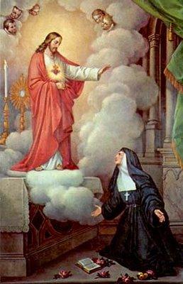 Maximes du  Saint Magistère et des Évêques, Confesseurs, Docteurs - Page 15 SANTA+MARGARITA+MAR%C3%8DA+DE+ALACOQUE+-+saint+margaret+mary