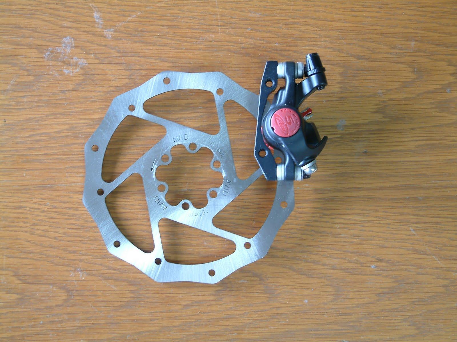 Belite Ultralight Blog: Wichita Machinists, Disc Brakes, and
