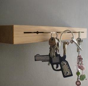 Oh Me Oh My Modern Key Rack