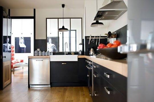 decorando la francesa boas ideias para uma cozinha moderna e pr tica. Black Bedroom Furniture Sets. Home Design Ideas