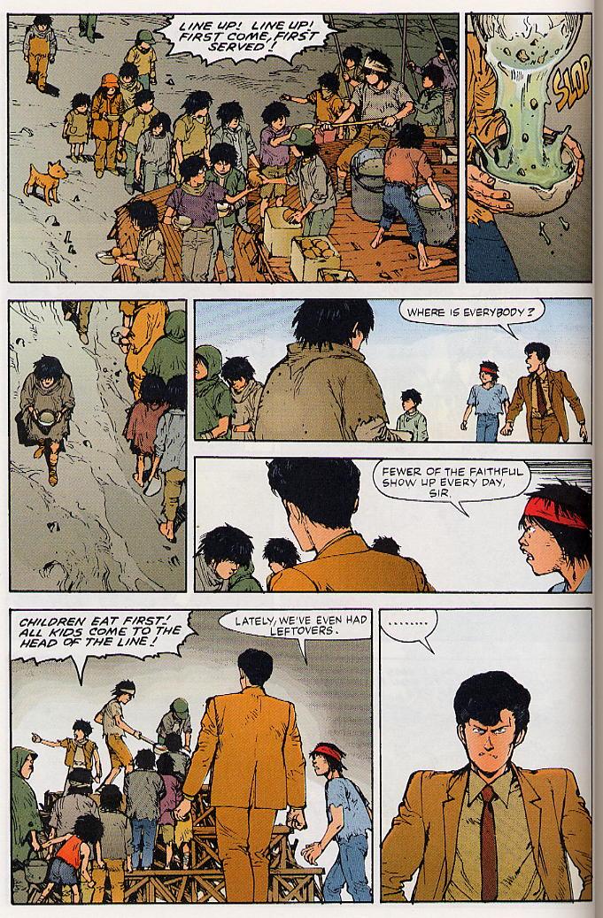 Read online Akira comic -  Issue #26 - 45
