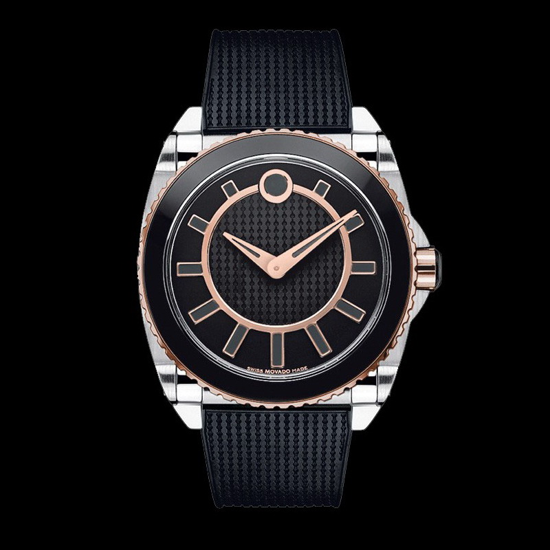 OceanicTime: MOVADO Master Collection (new