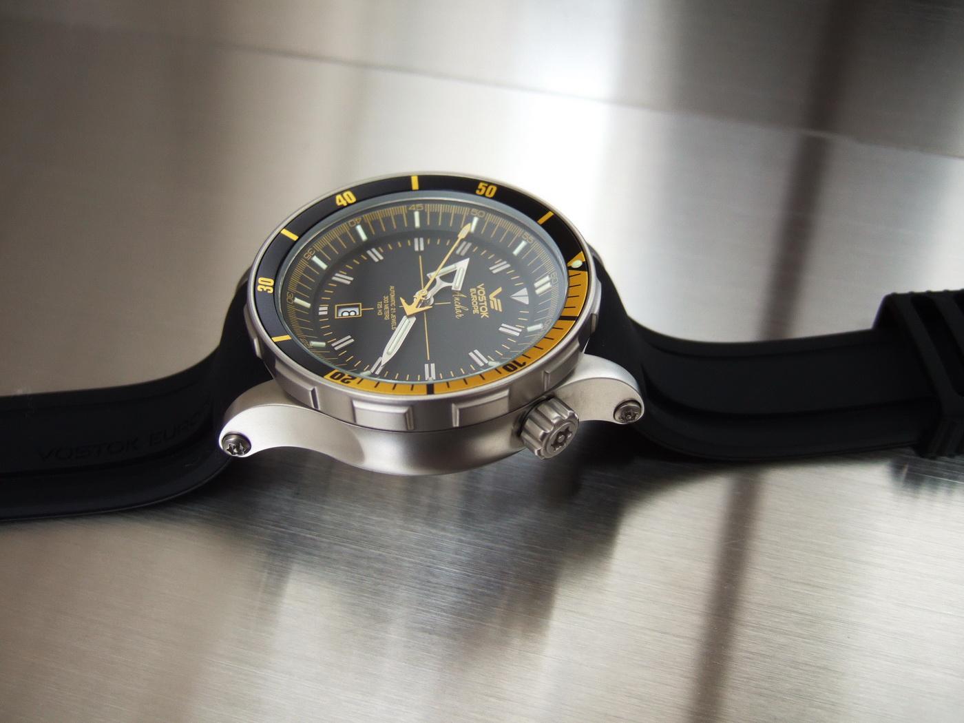New Vostok Europe Anchar Watches
