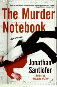Review: The Murder Notebook by Jonathan Santlofer.