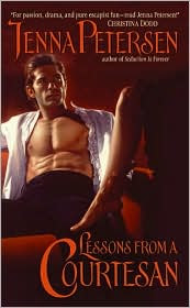 Review: Lessons from a Courtesan by Jenna Petersen.