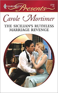 Review: The Sicilian's Ruthless Marriage Revenge by Carole Mortimer.