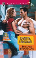 Review: Identity: Unknown by Suzanne Brockmann.