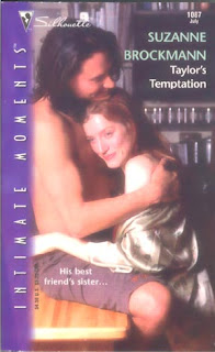 Review: Taylor's Temptation by Suzanne Brockmann.